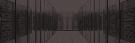 Row of servers, InnoScale Data Centers